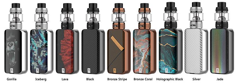 Vaporesso Luxe II 2 Kit Full Colors