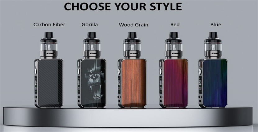 Vaporesso LUXE 80 S Kit Feature 4