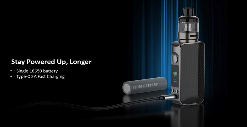 Vaporesso LUXE 80 S Kit Feature 9