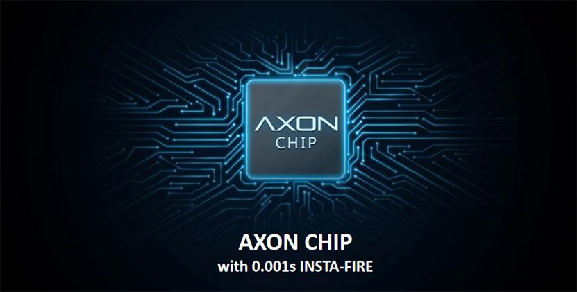 Vaporesso Luxe 80 Pod Mod Kit chip