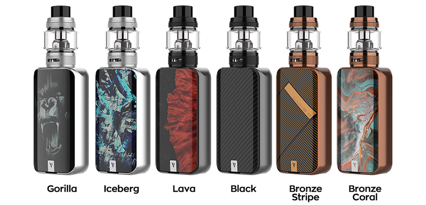Vaporesso Luxe II 2 Kit Full Colors