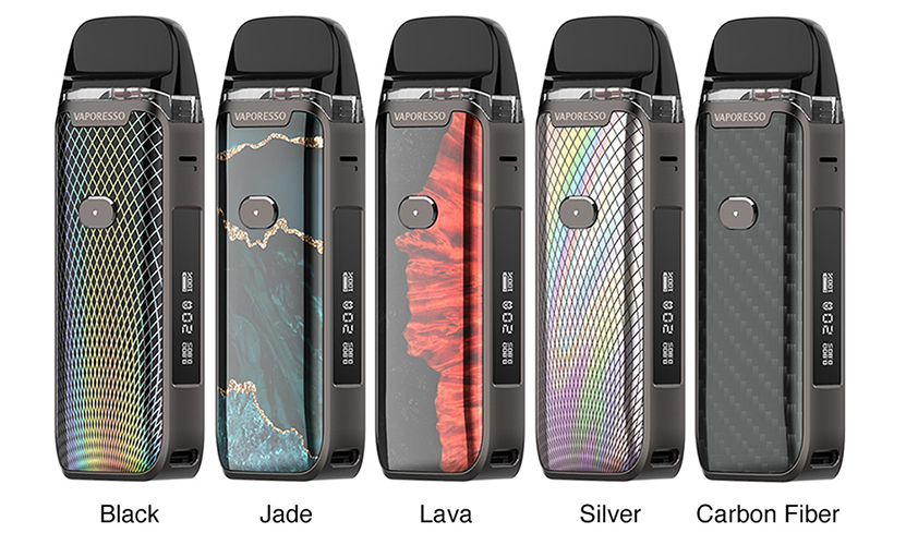 Vaporesso Luxe PM40 Kit Colors