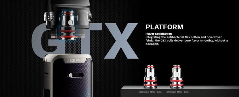 Vaporesso Luxe PM40 Pod Cartridge Feature 3