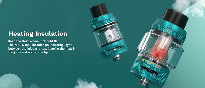 Vaporesso NRG-S Tank Feature 5