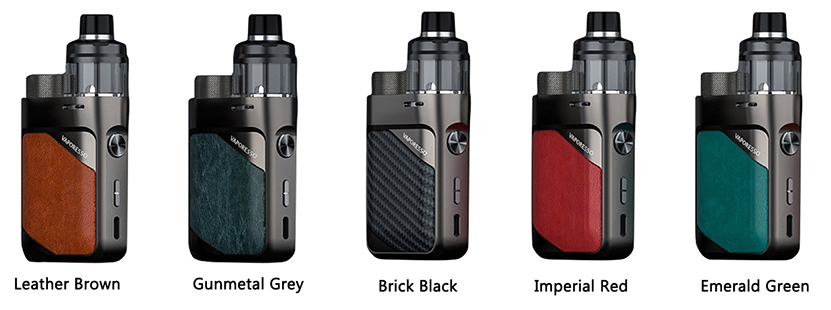 Vaporesso Swag PX80 Kit Colors