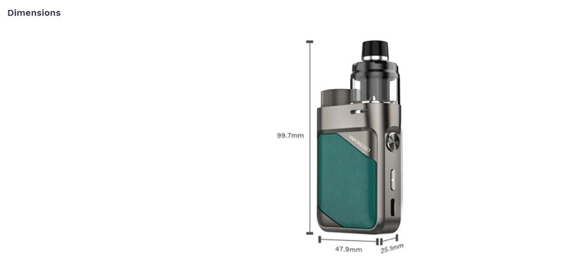 Vaporesso Swag PX80 Kit Feature 8
