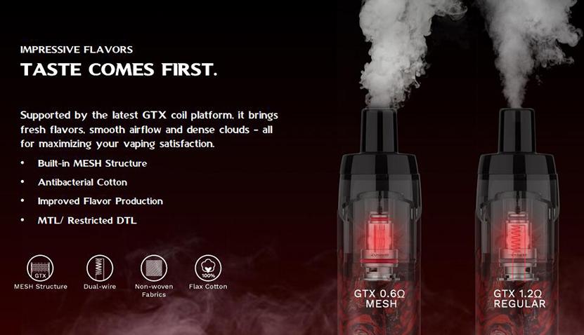 Vaporesso TARGET PM30 Kit Feature 8
