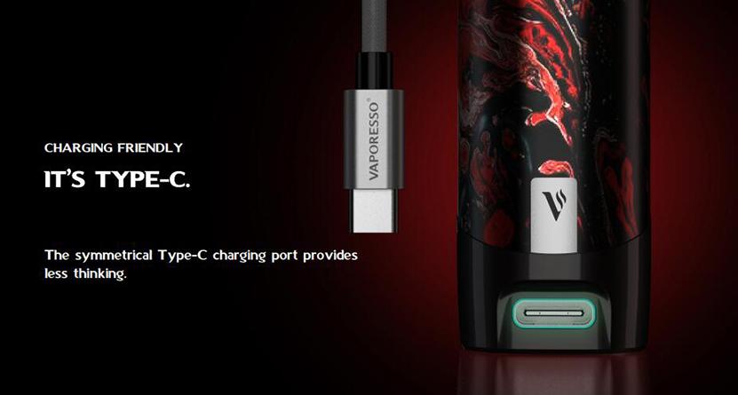Vaporesso TARGET PM30 Kit Feature 4