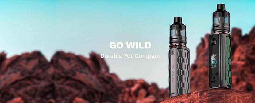Target 80 Pod Kit Durable