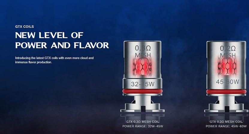 Vaporesso Target PM80 GTX Mesh Coil New Coil