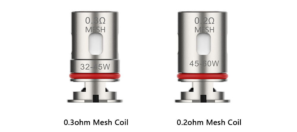 Vaporesso Target PM80 Replacement Coil Two Coil Resistance