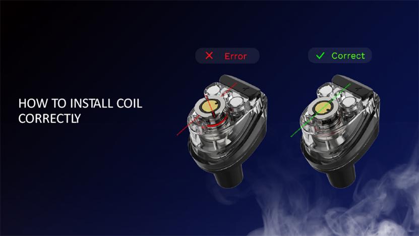 Target PM80 SE Kit Coil Installation
