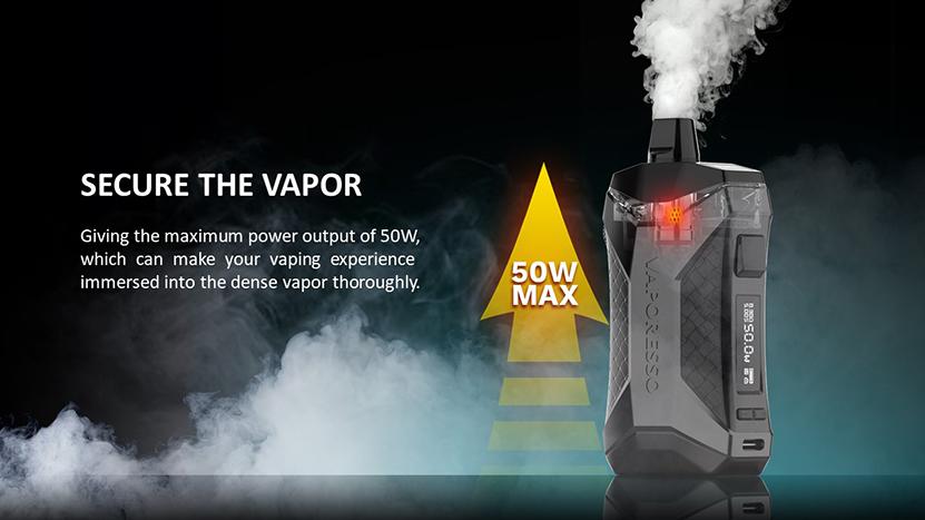 Vaporesso XIRON Mod Kit 50W Output