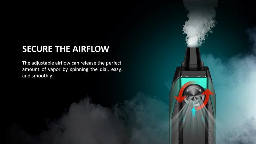 Vaporesso XIRON Pod Mod Kit Airflow