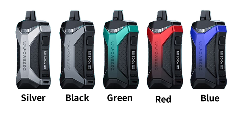 Vaporesso XIRON Kit Full Colors
