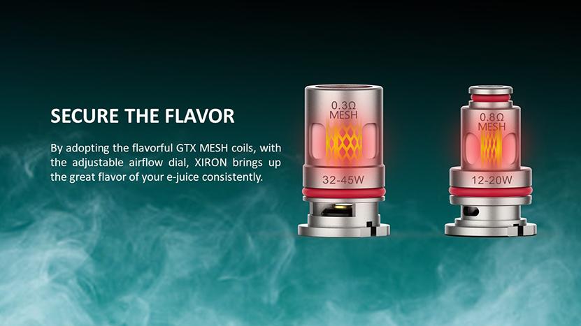 Vaporesso XIRON Kit GTX Coils