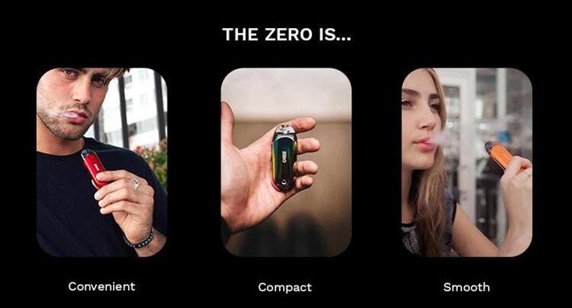 Vaporesso Zero 2 Kit Feature 9