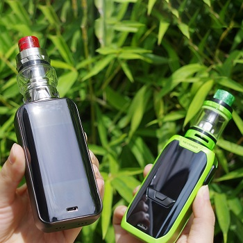 Vaporesso Luxe Kit Real Shot 2