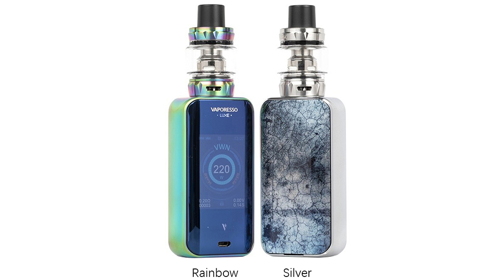 Vaporesso Luxe ZV Kit Colors