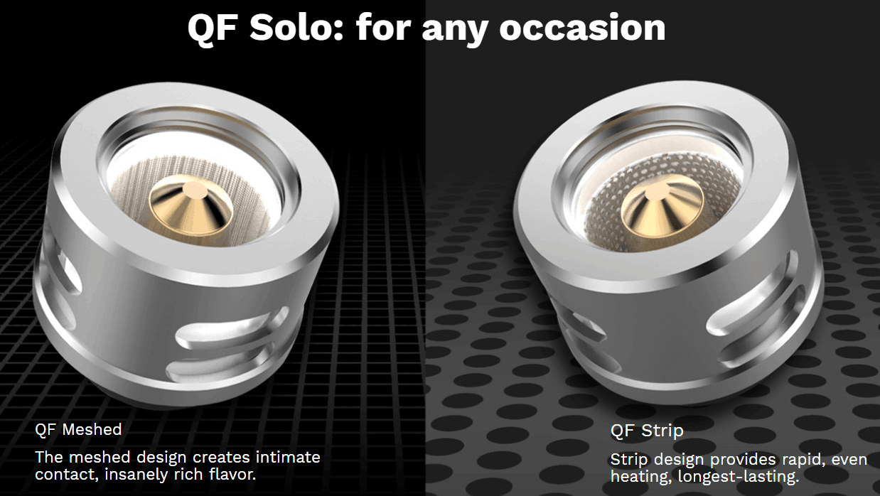 QF Solo Kit Features 2