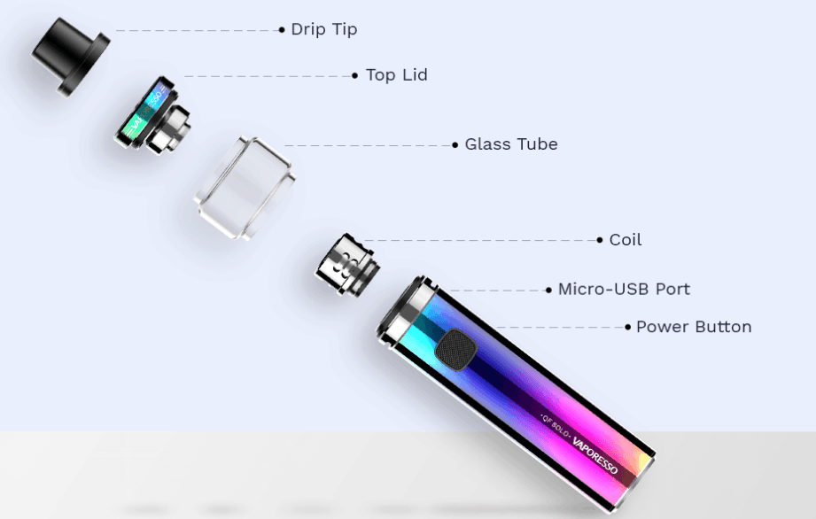 Vaporesso QF Solo Kit Features 7