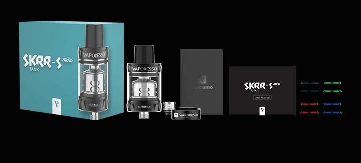 Vaporesso SKRR-S Mini Tank Features 6
