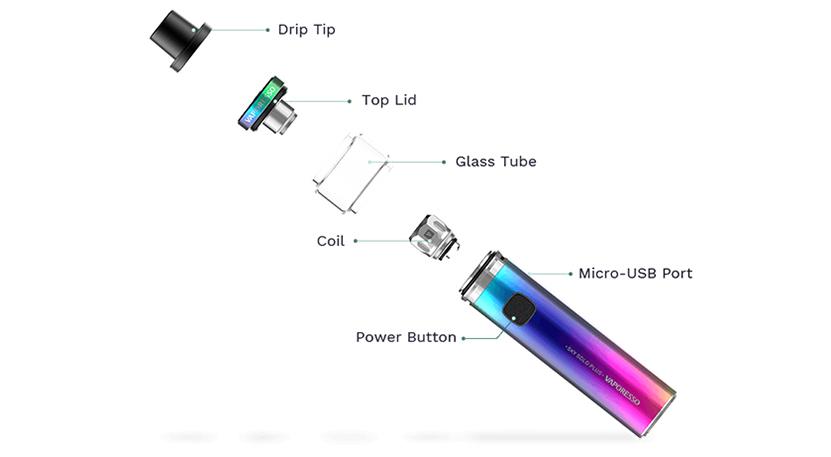 Vaporesso SKY SOLO Plus Kit System