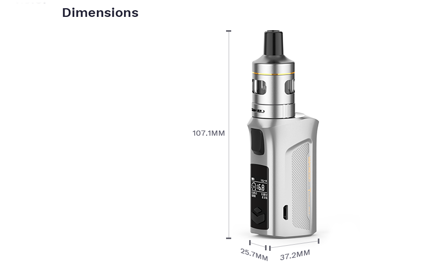Target Mini 2 Kit with VM Tank 22 Features 06