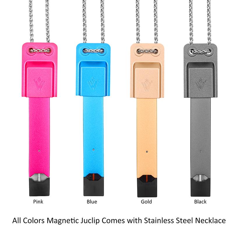 Vivismoke Magnetic Juclip Necklace Feature 3