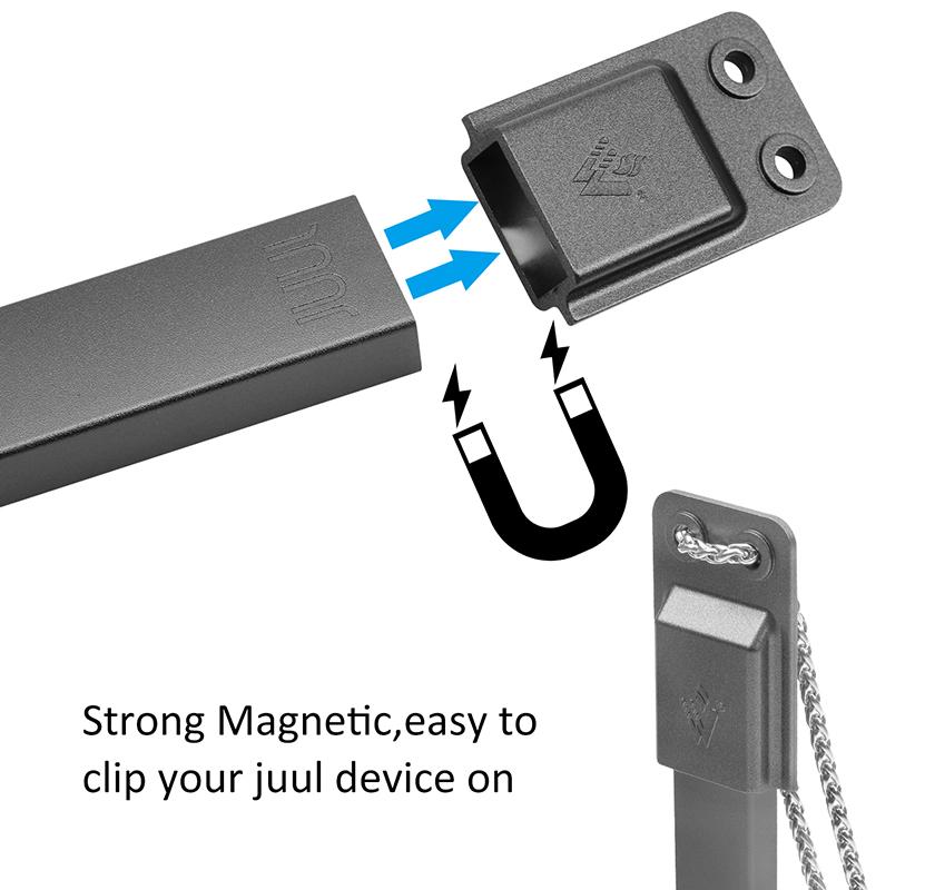 Vivismoke Magnetic Juclip Necklace Feature 4