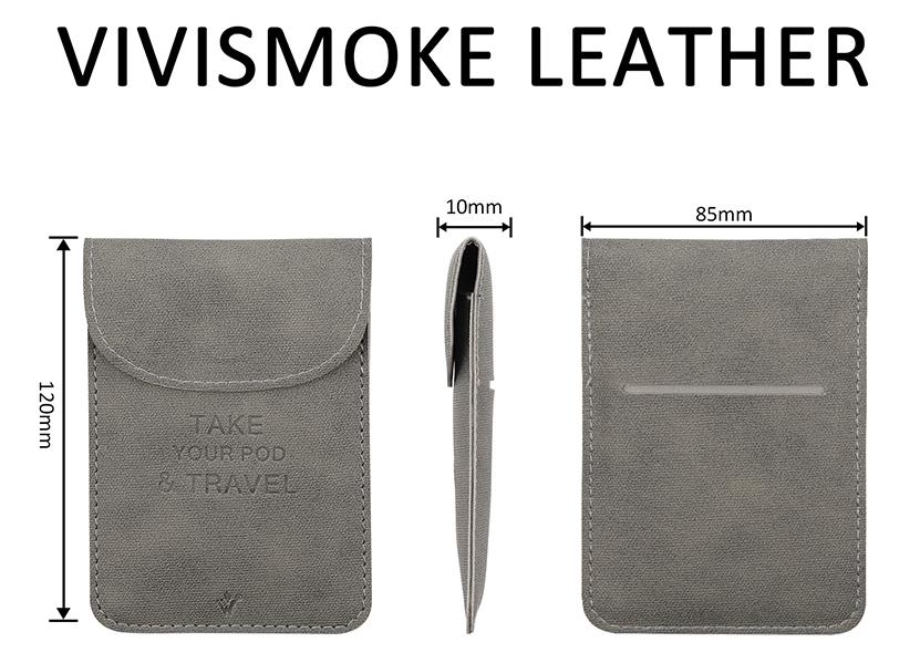 Vivismoke Pocket Case Size