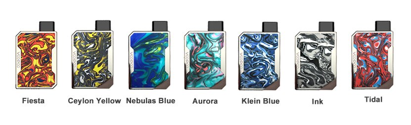 VOOPOO Drag Nano Pod Vape Kit 7 Colors