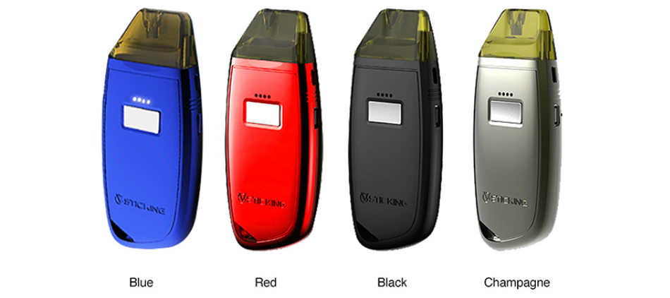 Vsticking VIY Pod System Colors