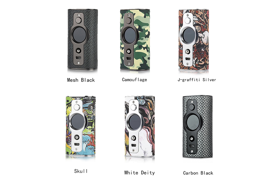 Vsticking VK530 Mod 200W Colors