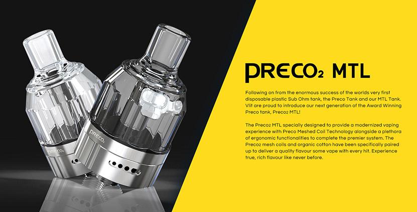 Vzone Preco 2 MTL Tank Feature 2
