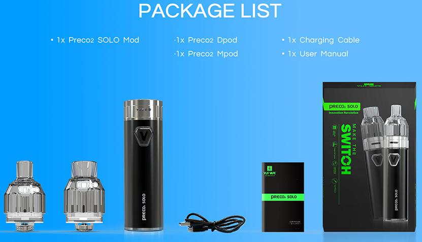 Preco 2 Solo Package