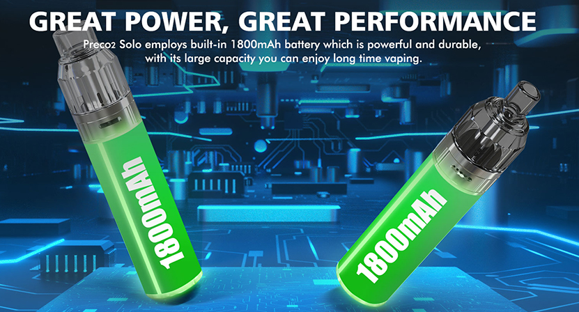 Preco 2 Solo Kit Power