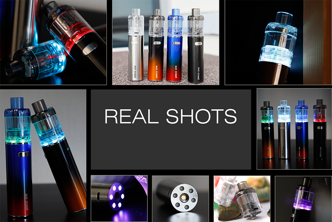 Vzone Preco One Kit Real Shots