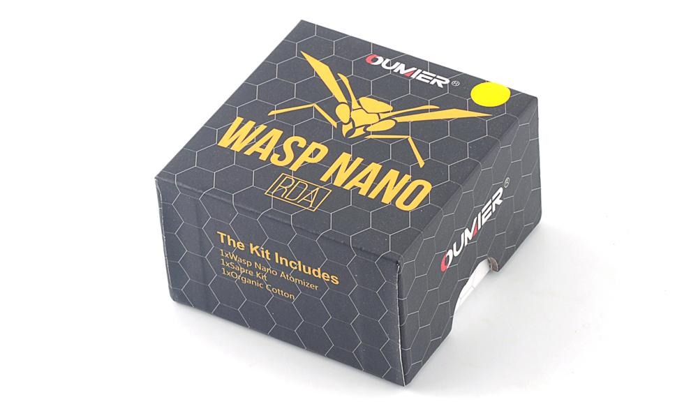 Wasp Nano RDA Contents