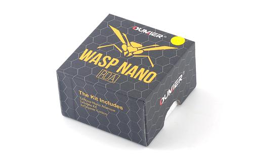 Wasp Nano RDA Resin Version Package