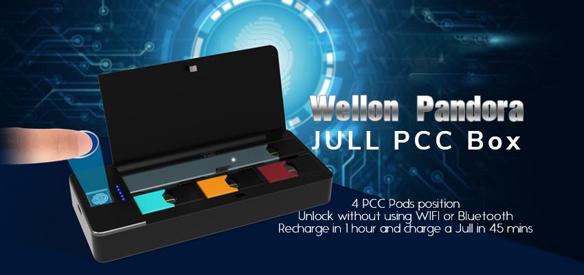 Wellon Pandora JULL PCC Box Banner