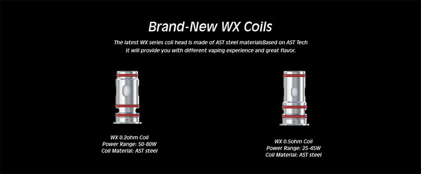 Wismec Reuleaux RX G Kit Coil