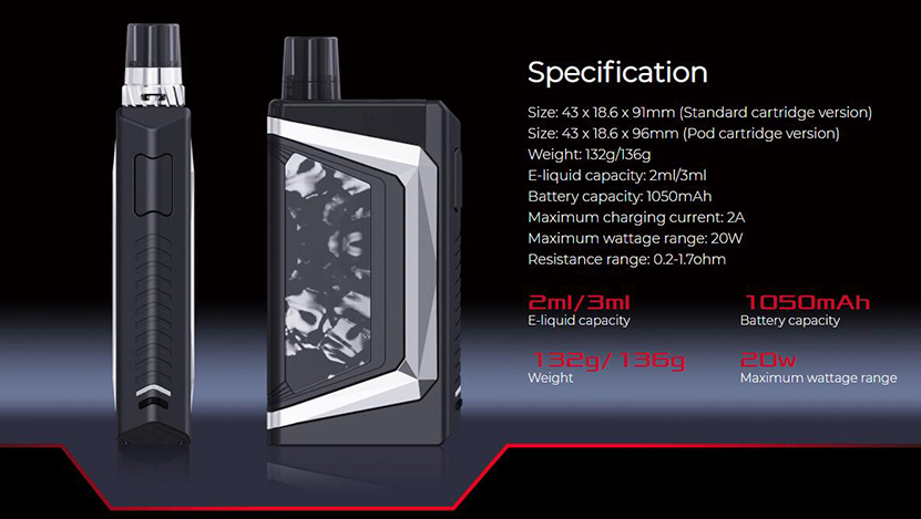 Wismec Preva Kit Feature 8