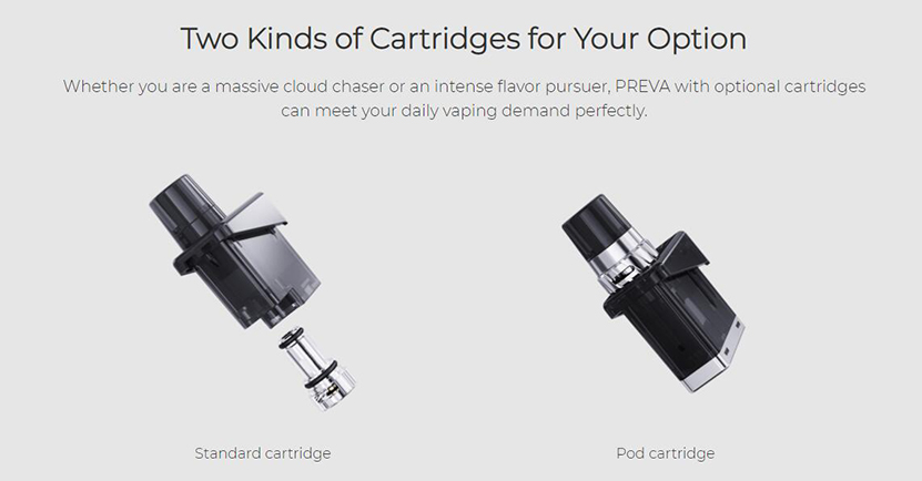 Wismec Preva Kit Feature 10