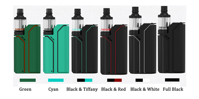 Reuleaux RX75 with Amor Mini Kit Colors