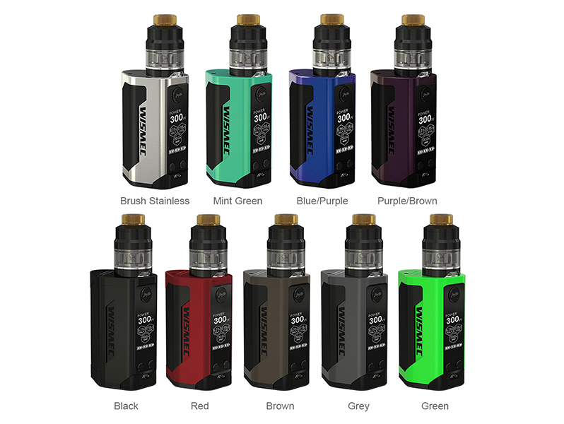 Reuleaux RX GEN3 With GNOME Kit Colors