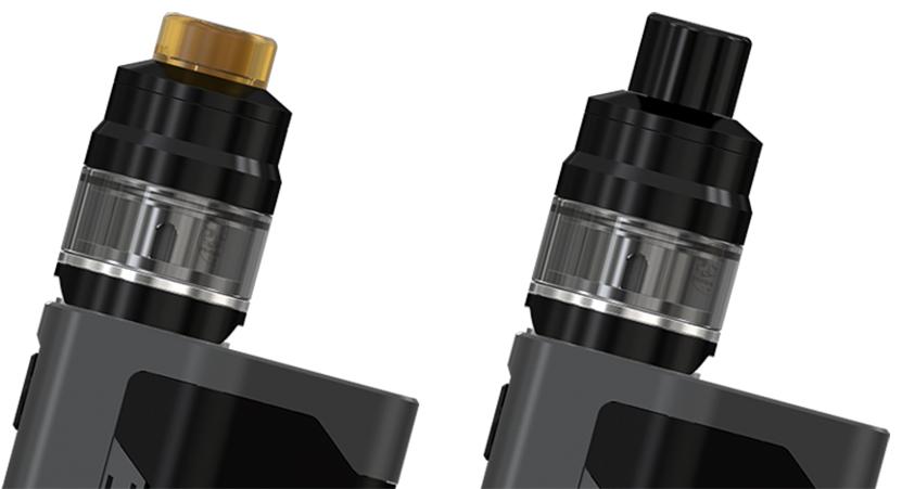 RX GEN3 Box Mod With GNOME Tank Drip Trip