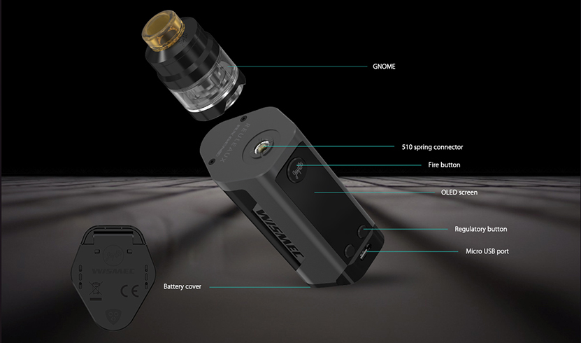 Reuleaux RX GEN3 With GNOME Starter Kit Overview