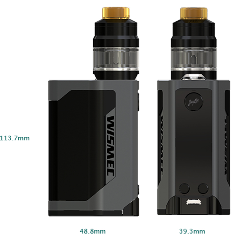 Wismec RX GEN3 With GNOME Kit Parameter