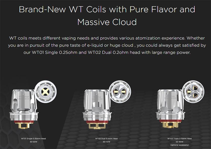Wismec Trough Tank coil